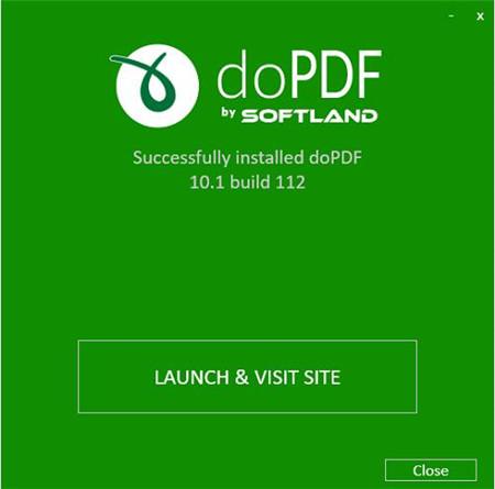Dopdf免费下载安装使用教程