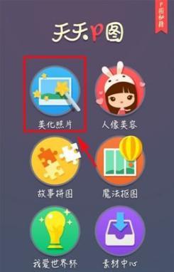 """图:天天P图开放""""人脸融合技术""""服务,并根据合作伙伴需求升级开放接口"""
