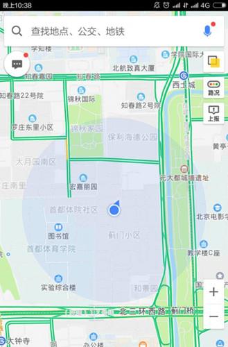 图:百度地图