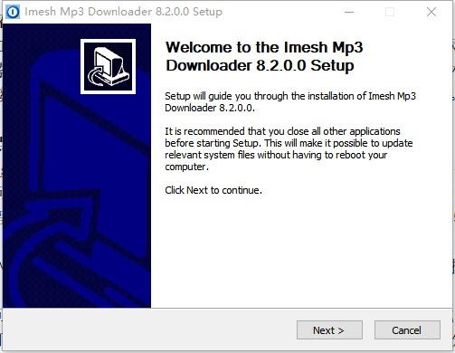 高质量视频音乐文件的搜索下载器Imesh MP3 Downloader免费版